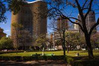 Praça e entorno