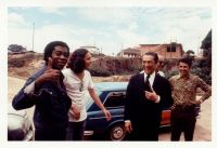 O presidente, o Clube da Esquina e a Brasília azul